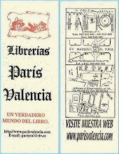 Photo: Librerias Paris Valencia 2
