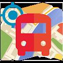 แผนที่รถเมล์ Bangkok Bus Map icon