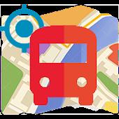 แผนที่รถเมล์ Bangkok Bus Map