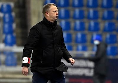 """Genk enchaîne, John van den Brom sourit : """"Nous avons fait un bon pas en avant ce week-end"""""""