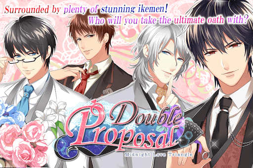 Double Proposal: Free Otome Games 1.0.0 screenshots 3