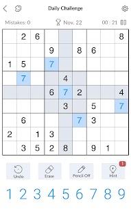 Sudoku – Free Classic Sudoku Puzzles 6