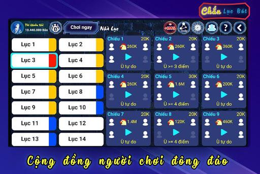 Chắn Lục Bát - Chan Dan Gian screenshots 2