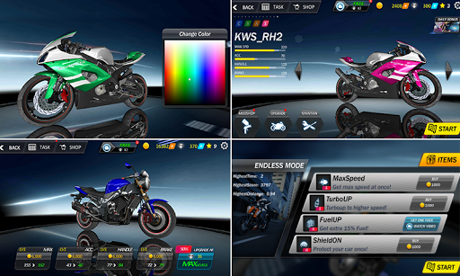 Moto Racing 3D 1.2.2 {cheat|hack|gameplay|apk mod|resources generator} 2