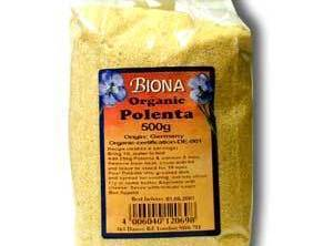 Remember not to use quik cooking polenta.