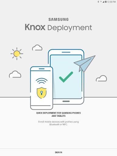 Samsung Knox Deployment  screenshots 6