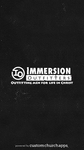 Immersion Outfitters