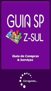 Guia SP Z-Sul - náhled