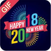 Tải Game Happy New Year GIF 2018