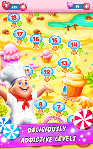 Pastry Jam - Free Matching 3 Game screenshots 12