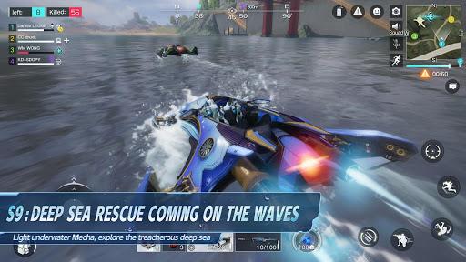 Cyber Hunter Lite filehippodl screenshot 2