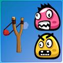 Monster KnockDown : Slingshot icon