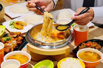 大心新泰式麵食 台中新光三越店