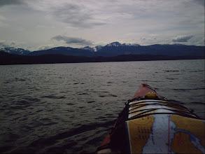 Photo: Johnstone Strait in the area of Port Neville.