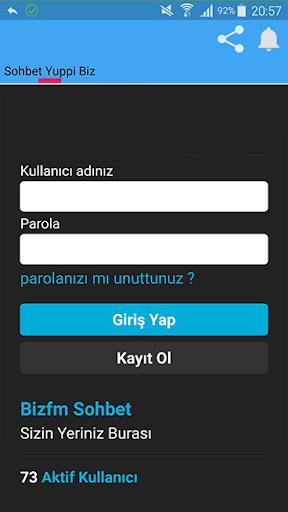 SOHBET ODALARI, online sohbet, online chat, +18  screenshots 1