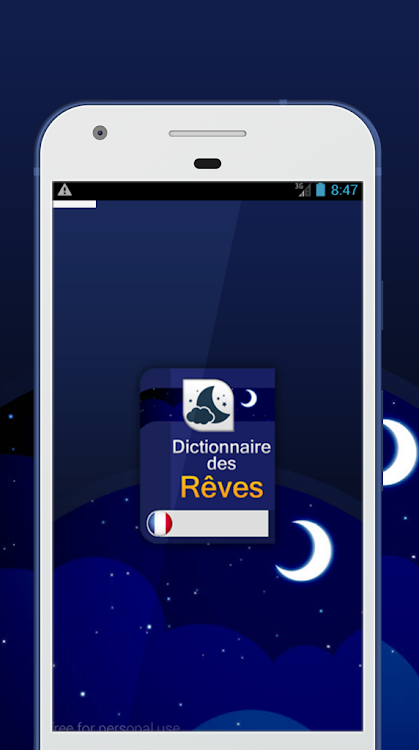 Dictionnaire Des Reves Android Apper Appagg