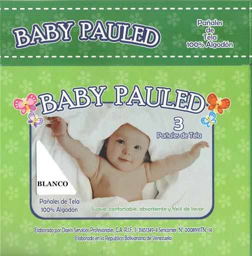 pañales de tela baby pauled blanco 3und