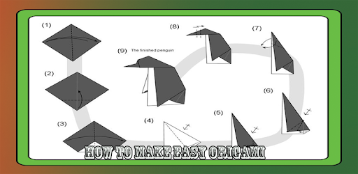 how to make easy origami apps on google play