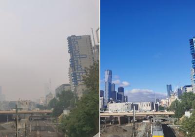 Waanzin in Australië: speelsters worden onwel door rook, onderhandse opslagen en boze reacties via Twitter
