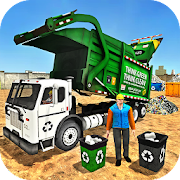 Trash Dump Truck Driver 2020