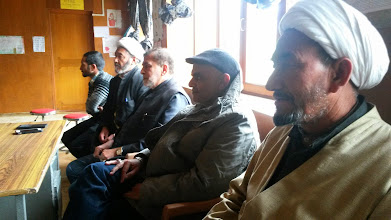 Photo: Meeting with Kargil Orphanage team.