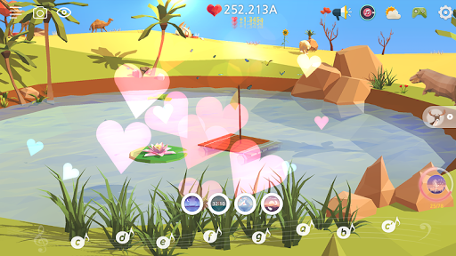 My Oasis Season 2 : Calming and Relaxing Idle Game  screenshots 11