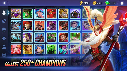 Dungeon Hunter Champions: Epic Online Action RPG 1.8.17 screenshots 2