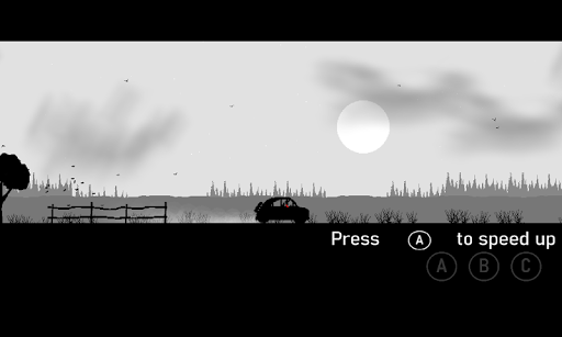 BLUE ROAD OF ILLUSIONS 2d horror android2mod screenshots 3
