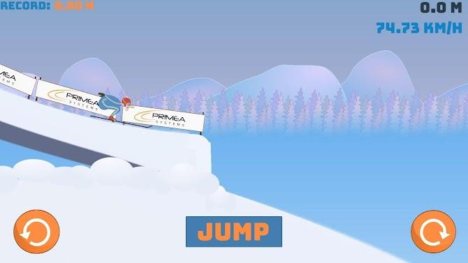 Ski Jump Pro Android 1