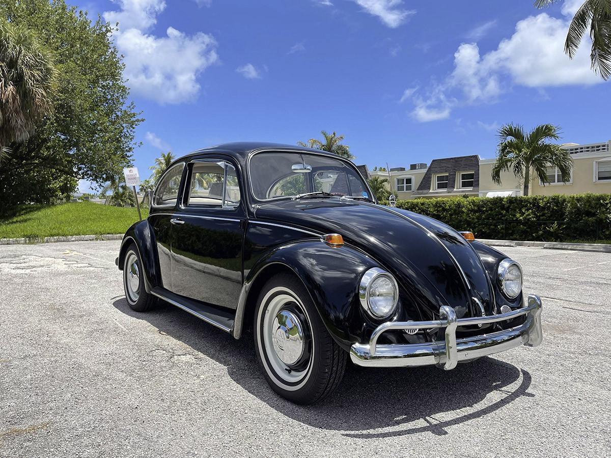 Volkswagen Beetle Hire Hallandale Beach