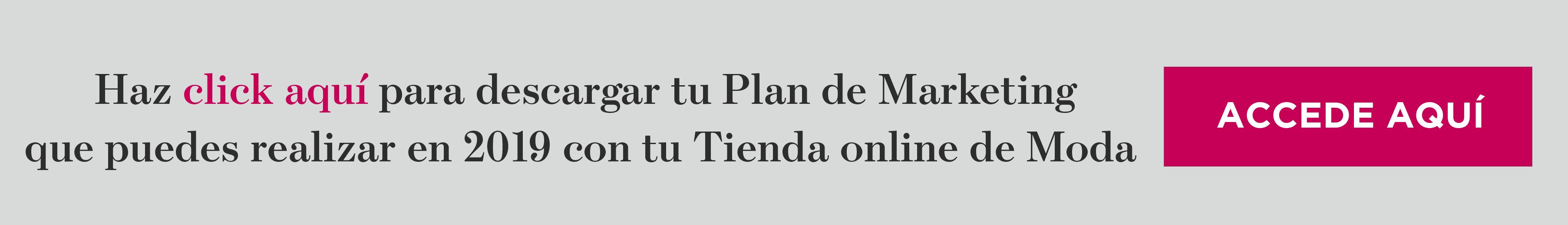 Plan de Marketing para Tiendas