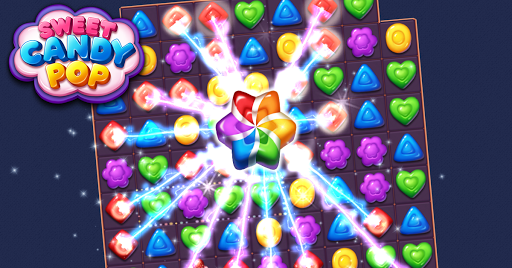 Sweet Candy POP : Match 3 Puzzle screenshots 9