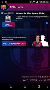 FCB Connect - FC Barcelona- screenshot thumbnail