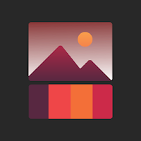 Palette Pantone 📷 Add color palettes to photos