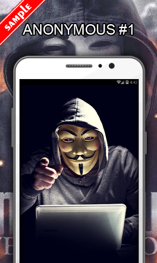 Anonymous Wallpapers  screenshots 2