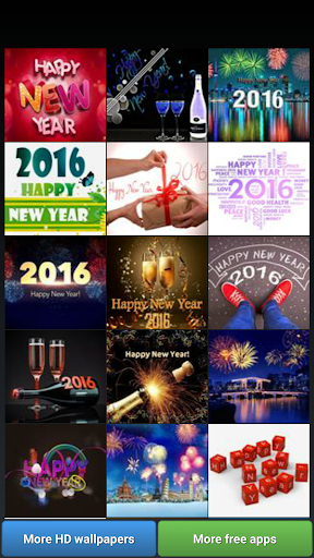 2016 New Year Greetings