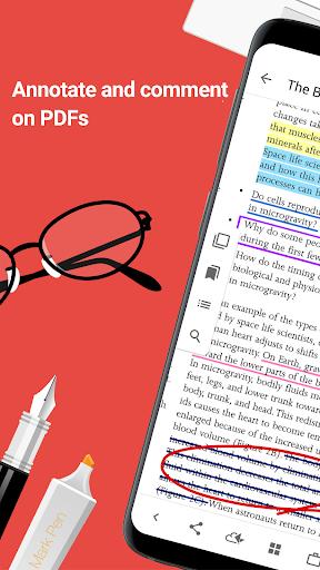 PDF Reader - Sign, Scan, Edit & Share PDF Document 3.21.8 screenshots 1