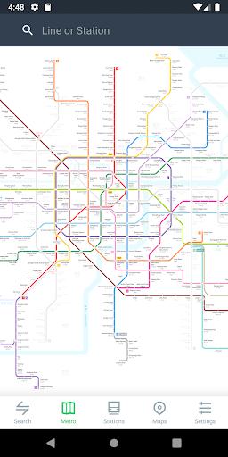 Metro Guangzhou Subway 10.5.2 Screenshots 5
