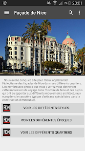 Facades de Nice- screenshot thumbnail