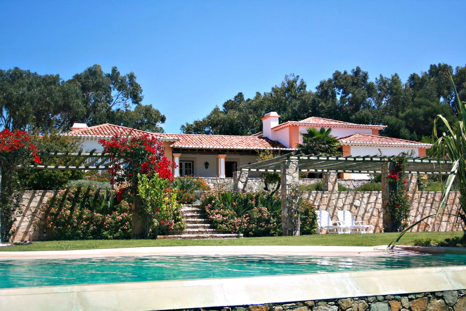Villa Malveira Stunning Portuguese Country House Cascais