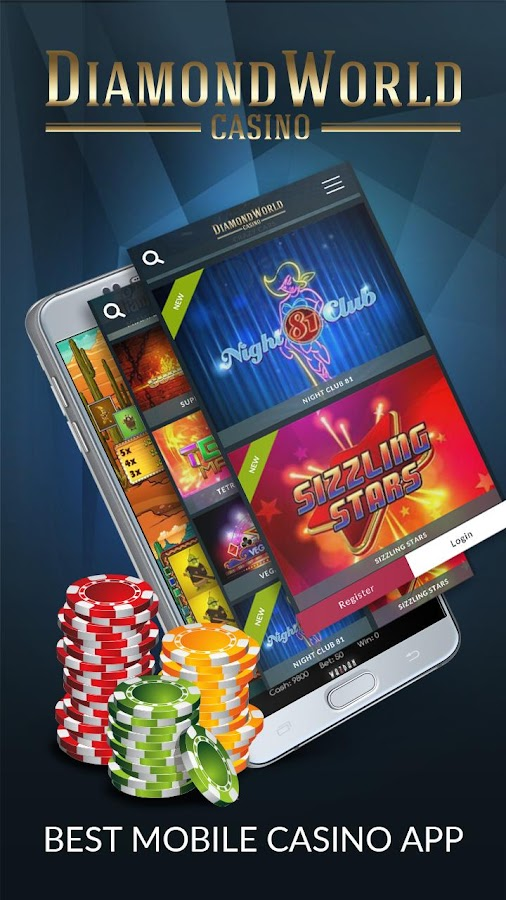Diamond World Casino- screenshot