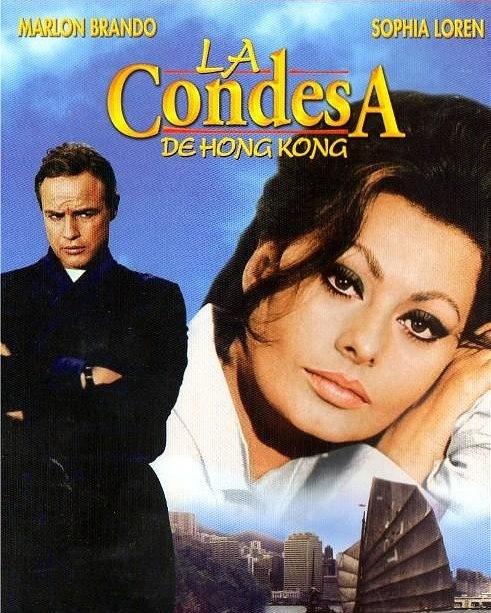 La condesa de Hong Kong (1967, Charles Chaplin)