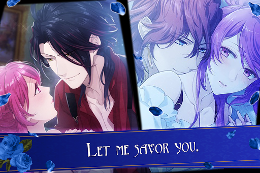 Blood in Roses - otome game/dating sim 1.7.3 screenshots 20