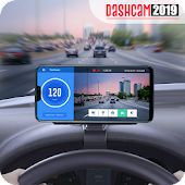 Speedometer Dash Cam: Car Camera, speed limit app