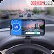 スピードメーターダッシュカム:カーカメラ、制限速度アプリ
