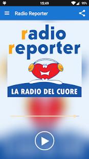 Radio Reporter - náhled