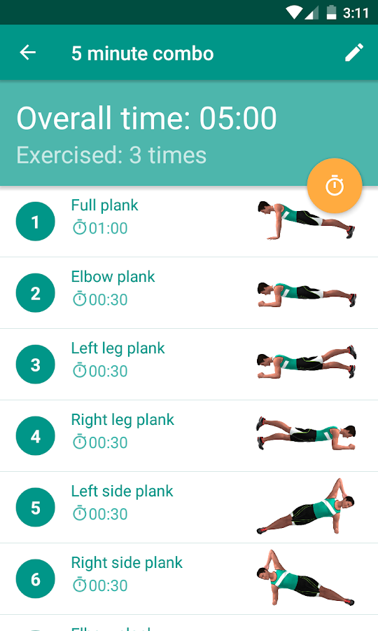 Plank Timer - Android Apps on Google Play