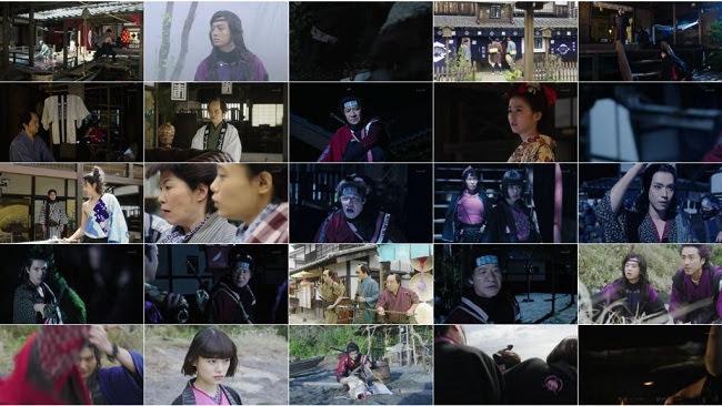 191226 (720p) LIFE! Presents 忍べ!右左エ門 THE SKY ATTACK (生田絵梨花)