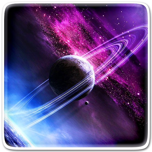 Galaxy Live Wallpaper 個人化 LOGO-玩APPs