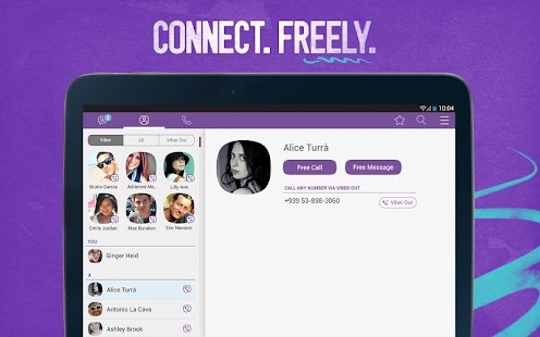 Viber - screenshot thumbnail